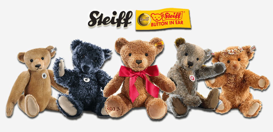 Steiff Button in Ear Bears